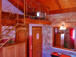 Classic Double Room 1st, Petrino Rodo | Traditional Guest House in Karpenissi | Agios Nikolaos | Karpenissi | Evrytania | Central Greece